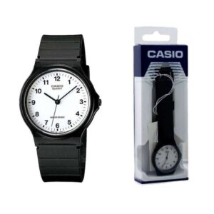Orologio Solo Tempo Casio Collection MQ-24-7BLLGF