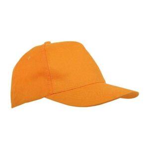 Cappello Arancione Unisex
