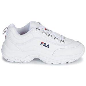 FILA STRADA LOW WMN Bianco
